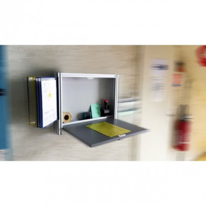 Wall-mounted quality control station   QUALIPOST 200A WALL-MOUNTED