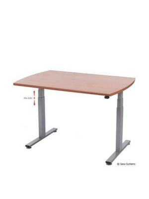 Električna miza s prilagodljivo višino