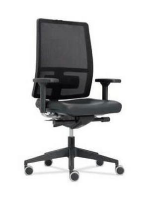 Teleskopski in ergonomski pisarniški stol